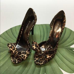 New Animal Design Heels.  MICHAEL Michael Kors.